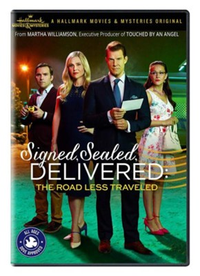 Signed, Sealed, Delivered: The Road Less Traveled, DVD   -