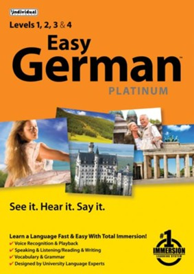 Easy German Plantinum 11 [Access Code]   -