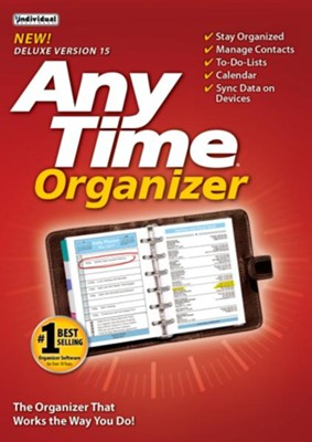 AnyTime Organizer Deluxe 15 [Access Code]   -