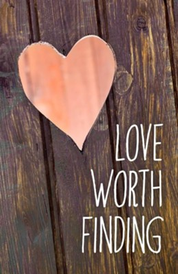 Love Worth Finding (ESV), Pack of 25 Tracts   -     By: Adrian Rogers