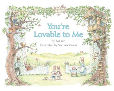 You're Lovable to Me - eBook  -     By: Kat Yeh