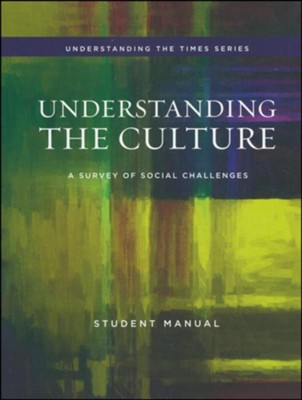 Understanding the Culture Student Manual   -