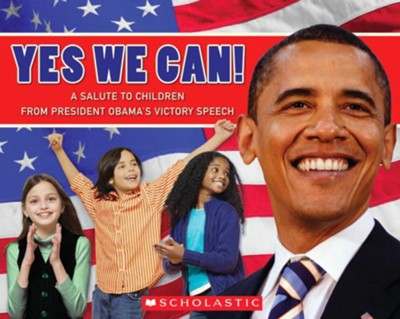Yes We Can! Salute/Children From President Obama  -