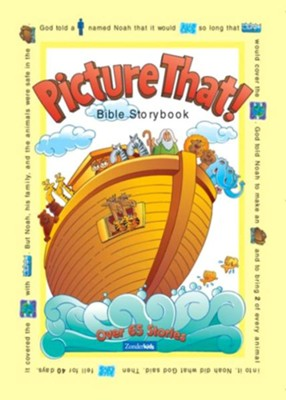Picture That!: Bible Storybook - eBook  -