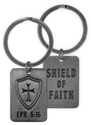 Shield of Faith, Armor of the Lord Keyring  -