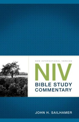 NIV Bible Study Commentary / Abridged - eBook  -     By: John H. Sailhamer