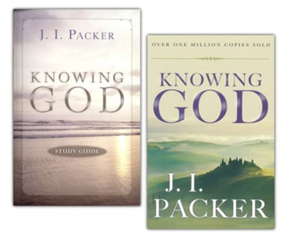 Knowing God, Book & Study Guide   -     By: J.I. Packer