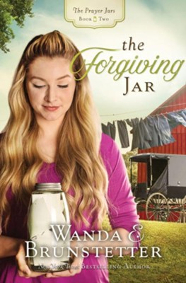Forgiving Jar #2 - By: Wanda E. Brunstetter
