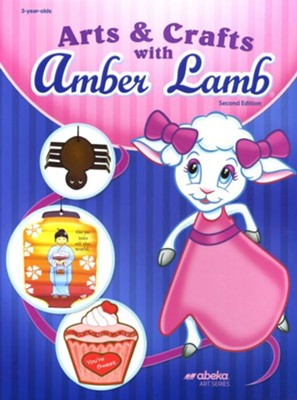Arts and Crafts with Amber Lamb (Unbound Edition)   -