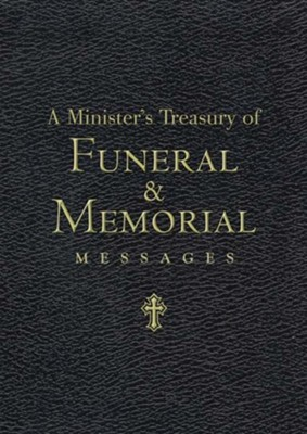 A Minister's Treasury of Funeral and Memorial Messages - eBook  -     By: Jim Henry