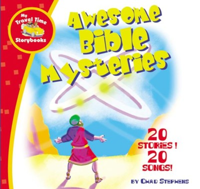 Awesome Bible Mysteries - eBook  -     By: Chad Stephens