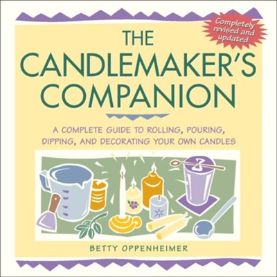 The Candlemaker's Companion   -     By: Betty Oppenheimer