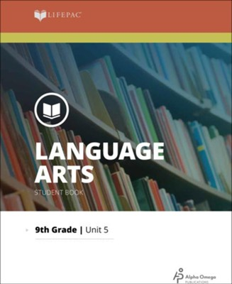 Grade 9 Language Arts Lifepac 5: Language And Literature  -