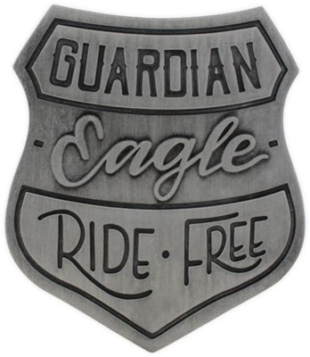 Ride Free, Guardian Eagle Visor Clip  -