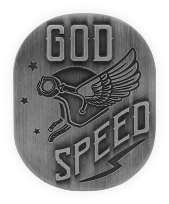 God Speed Visor Clip  -