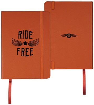 Ride Free Notebook  -