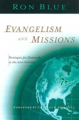 Evangelism and Missions - eBook  -     By: Ron Blue