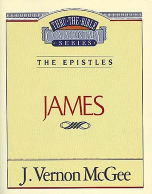 Thru the Bible Vol. 53: The Epistles (James) - eBook  -     By: J. Vernon McGee