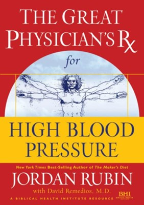 GPRX for High Blood Pressure - eBook  -     By: Jordan Rubin, Joseph Brasco