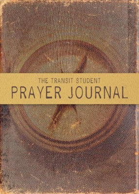 The Transit Student Prayer Journal - eBook  -