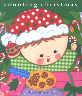Counting Christmas - eBook  -     By: Karen Katz     Illustrated By: Karen Katz