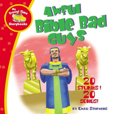 Awful Bible Bad Guys - eBook  -     By: Chad Stephens