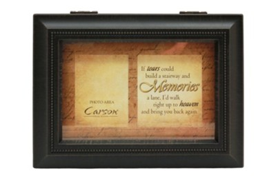 Bereavement Music Box, If Tears, Amazing Grace Music  -