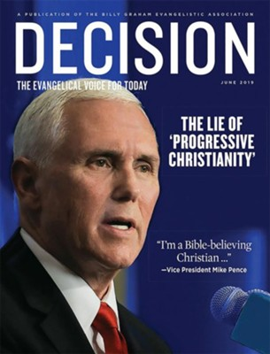 Decision, 1 Year USA & Mexico Magazine Subscription   -