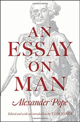 An Essay on Man   -     By: Alexander Pope