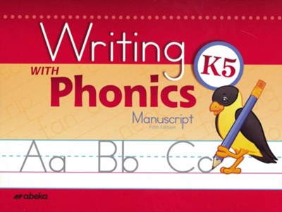 Writing with Phonics K5 (Unbound Manuscript Edition)   -