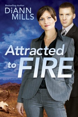 Attracted to Fire - eBook  -     By: DiAnn Mills