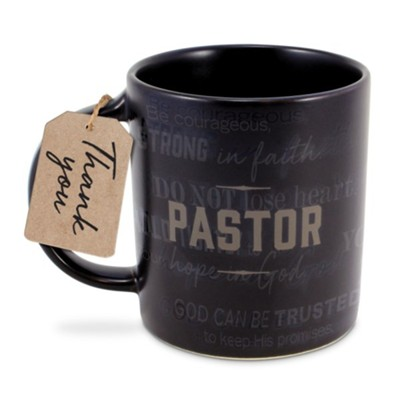 Ceramic Mug-Farmhouse-Pastor  -