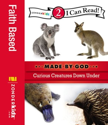 Curious Creatures Down Under - eBook  -