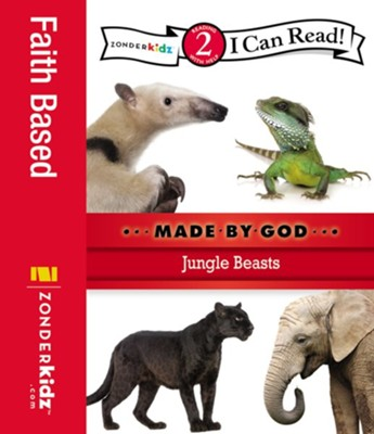 Jungle Beasts - eBook  -
