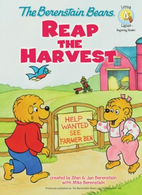The Berenstain Bears Reap the Harvest - eBook  -     By: Stan Berenstain, Jan Berenstain