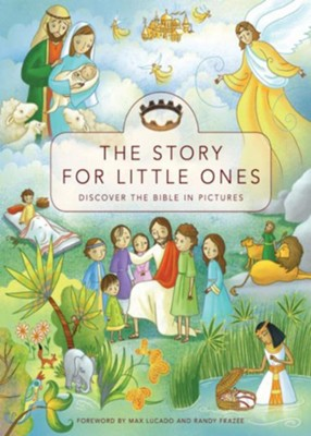 The Story for Little Ones - eBook  -