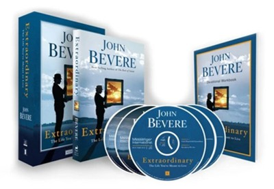 Extraordinary: The Life You're Meant to Live--DVD Curriculum  -     By: John Bevere