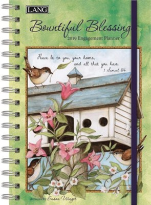 2019 Bountiful Blessings Engagement Planner  -