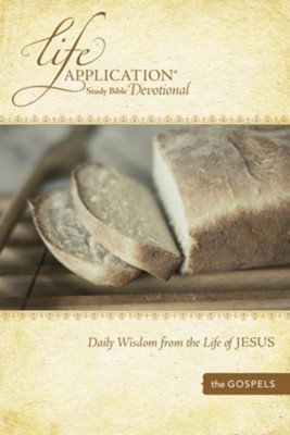 Life Application Study Bible Devotional: Daily Wisdom from the Life of Jesus - eBook  -     By: Tyndale
