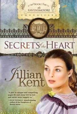 Secrets of the Heart - eBook  -     By: Jillian Kent