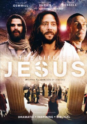 The Life of Jesus, DVD   -