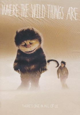 Where the Wild Things Are, DVD   -