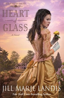 Heart of Glass, Irish Angel Series #3 - eBook   -     By: Jill Marie Landis