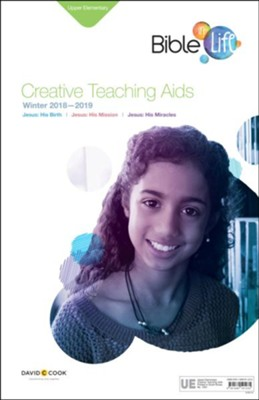 Bible-in-Life: Upper Elementary Creative Teaching Aids, Winter 2018-19  -