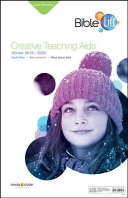 Bible-in-Life: Upper Elementary Creative Teaching Aids, Winter 2019-20  -     By: Bible-in-Life