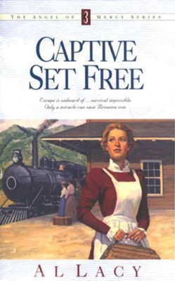 Captive Set Free - eBook  -     By: Al Lacy