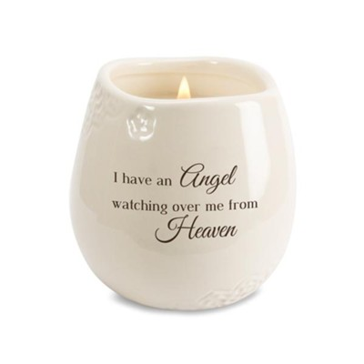 I Have an Angel Looking Over Me, Tranquil Candle  -