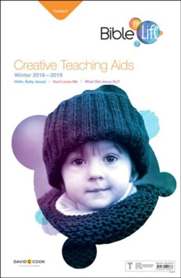 Bible-in-Life/Echoes: Toddler Creative Teaching Aids, Winter 2018-19  -