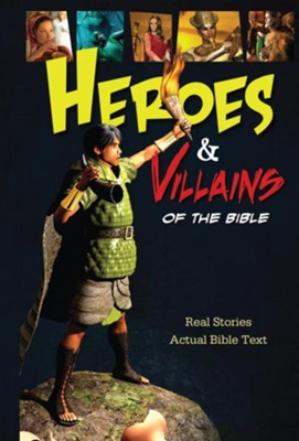 Heroes and Villains of the Bible - eBook  -