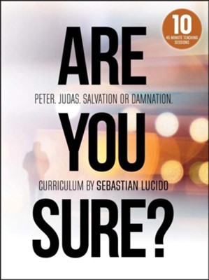 Are You Sure? - DVD  -     By: Sebastian Lucido